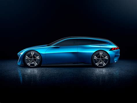 peugeot concept peugeot instinct concept car photos features business