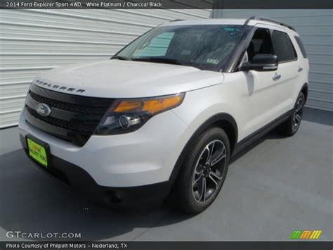 white ford explorer sport 2014 ford explorer white autos post