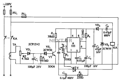 how are integrated circuits used 555 integrated circuit used 28 images 555 timer integrated circuit connected as a bistable