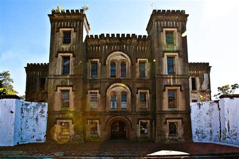 Old Charleston Jail ? FLYWAY :: Restoration   Development