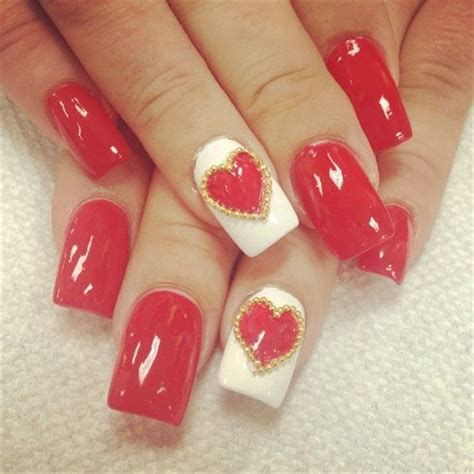 nail for valentines pin by nail gallery on valentines day nail