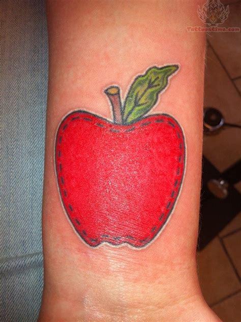 apple tattoos apple tattoos page 31