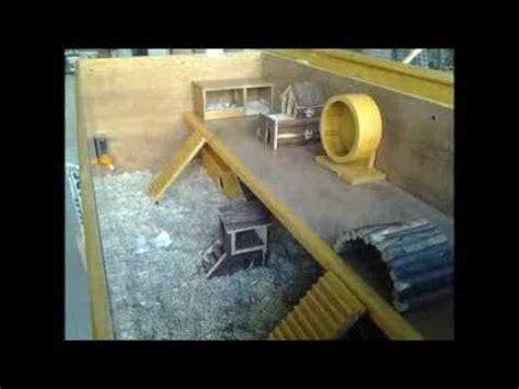 gabbia criceto dorato mega habitat per criceti 120x60x40