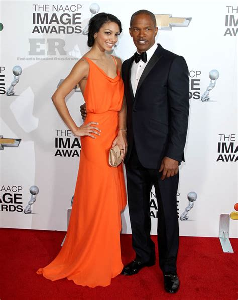 jaime drake photos celebrities attend naacp image awards 2013