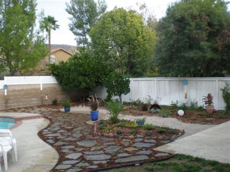 backyard ground cover ideas perfect idea add french drain and potty post and tree low