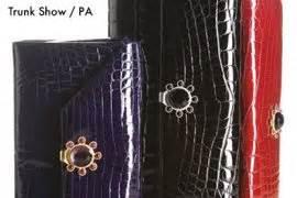 Designer Purse Deal Jean Paul Gaultier Le Prive Gabardine Handbag by Chan Luu Ring Charm Handbag Purseblog