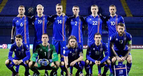 Islande Coupe Du Monde Mondial 2018 La Liste Des 23 Islandais