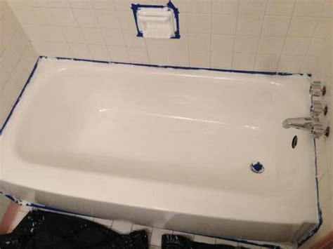 Diy Bathtub Reglazing Kits by Do Diy Bathtub Refinishing Kits Really Work 187 Curbly