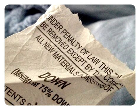 Mattress Tags by Is It Really Illegal To Remove Your Mattress Tag Mental