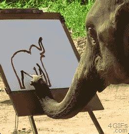 elephant tattoo gif me hippie boho elephant tattoo blonde dreads dreadlocks
