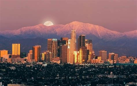 los angeles backgrounds