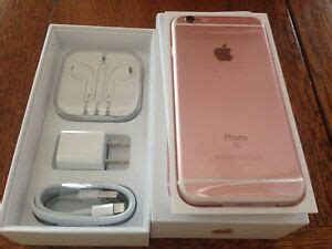 new gold iphone 6s 32gb factory unlocked tmobile at t talk int l ebay