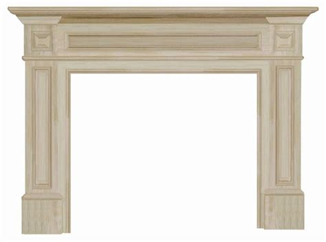 Pearl Fireplace Mantels by Pearl Mantels 140 50 Classique 50 Quot Fireplace Mantel