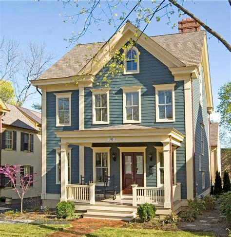 exterior paint trim color ideas 25 best ideas about blue house exteriors on