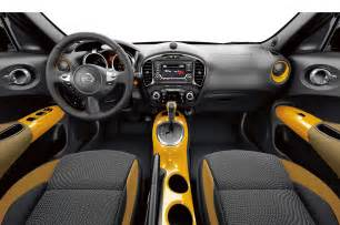 Juke Interior by Black And Yellow 2016 Nissan Juke Stinger Edition Bows In L A
