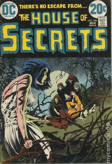 house of secrets house of secrets 1956 1st series comic books