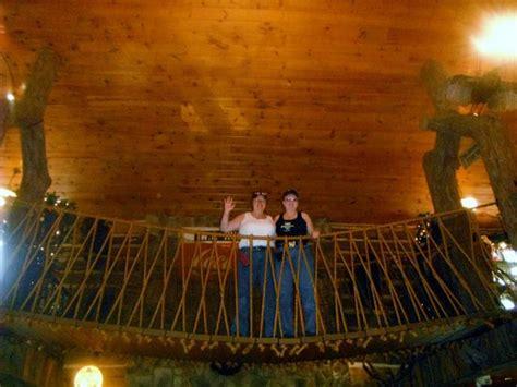 the swinging bridge restaurant indoor swinging bridge picture of the swinging bridge