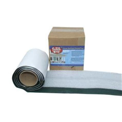 protecto wrap 5 1 2 in x 6 1 2 ft dual guard threshold