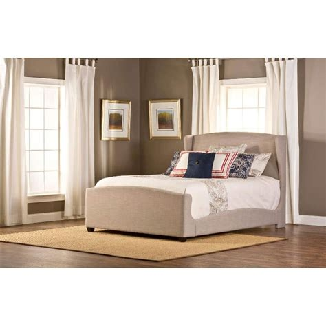 upholstered queen bed barrington khaki upholstered queen bed