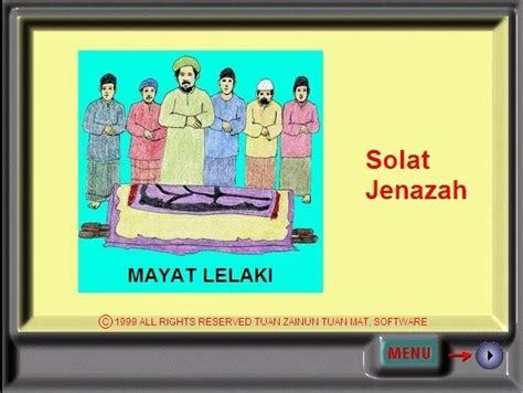 download video tutorial shalat jenazah download perisian bacaan dan cara sembahyang jenazah