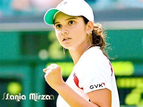biography sania mirza all about sports tennis player sania mirza profile