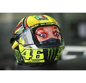 OT Rear Of Valentino Rossis Helmet For 2014  Formula1