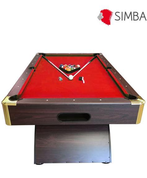 misure tavolo da biliardo tavolo da biliardo carambola misura 188 x 94 cm snooker