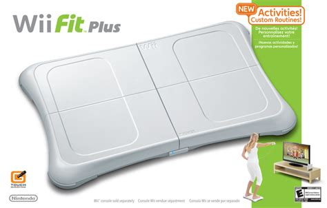 pedana wii fit plus wii fit plus with balance board nintendo wii