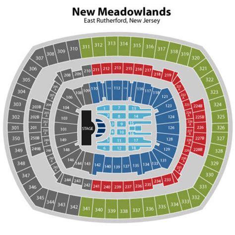 metlife stadium floor plan metlife stadium floor plan metlife stadium seating chart