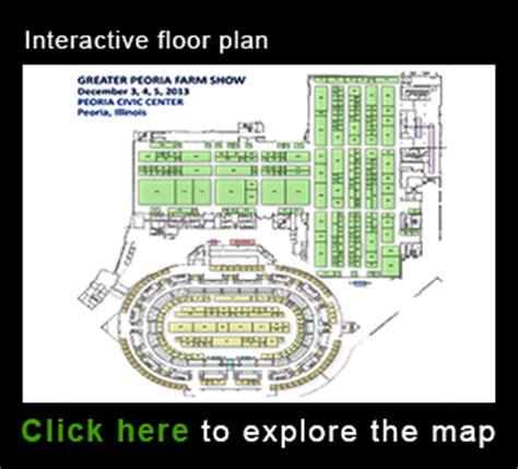 The Dakota Floor Plan by Registration Greater Peoria Farm Show