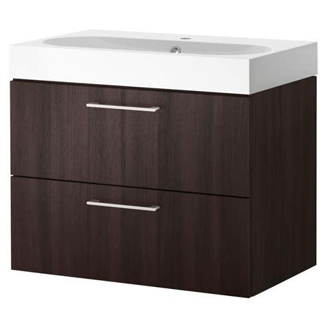 ikea under sink drawer godmorgon br 197 viken sink cabinet with 2 drawers black
