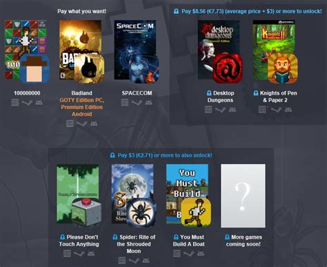 humble bundle steam android das spielemagazin
