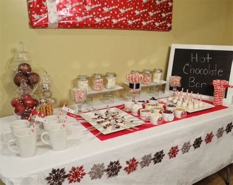 a christmas baby shower