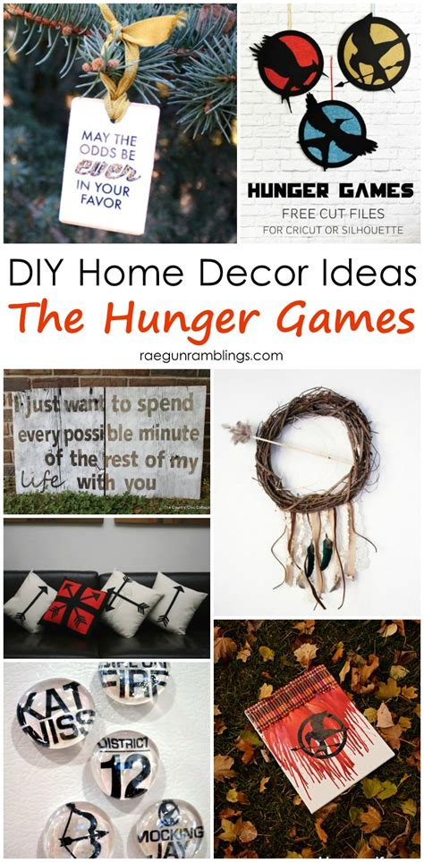 good hunger games themes 40 must see projects parties book lists for hunger
