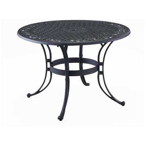 42 Inch Patio Table by 42 Quot Biscayne Outdoor Table 224965 Patio Furniture At