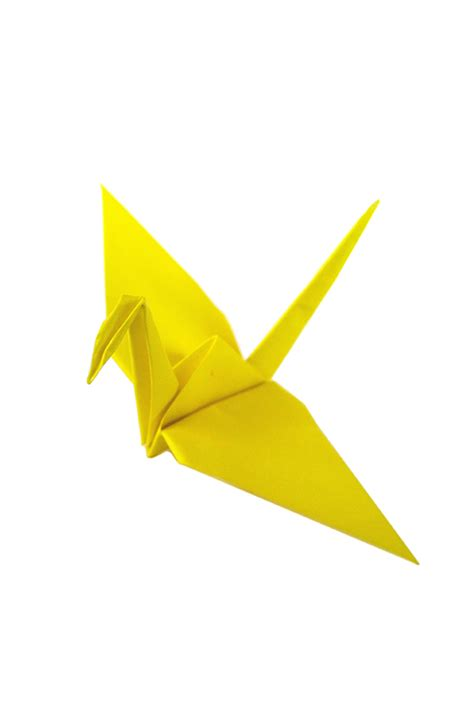 Origami Paper Review - yellow origami cranes graceincrease custom origami