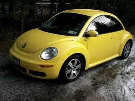 vw  beetle tdi youtube