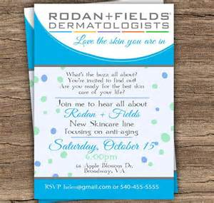 Business Launch Invitation Templates Free by Editable Rodan And Fields Invitation Diy By