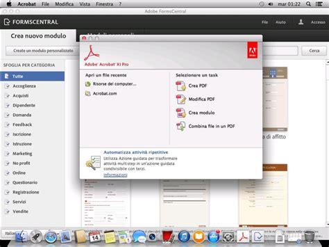 adobe acrobat full version download mac adobe acrobat xi pro 11 0 23 crack download for mac os x