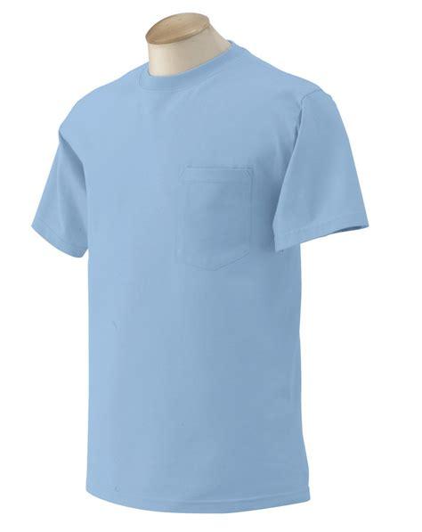 Gildan Paket gildan 6 oz ultra cotton pocket t shirt