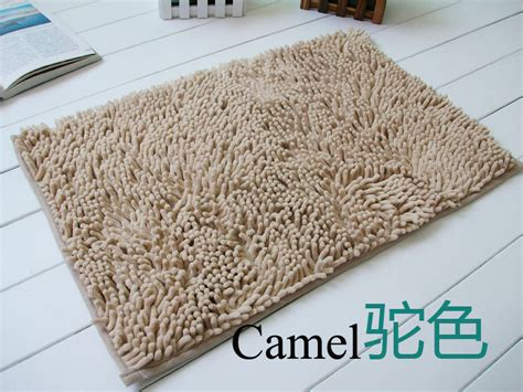washable shag rugs washable bathroom new shaggy rugs non slip bath mat thick shag pile ebay
