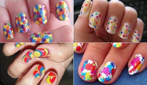 imagenes de uñas pintadas de vaquitas tendencia en u 241 as 4littledots