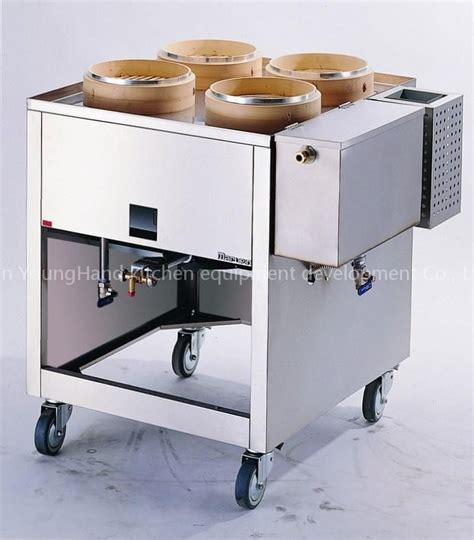 Kitchen Steamer Company by Dumpling And Steamed Buns Automatic Steamer Gt Gt Zhongshan
