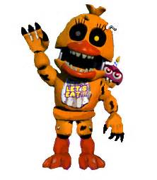 Adventure nightmare chica full body request by joltgametravel on