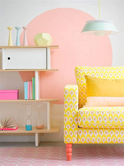 Pastel Room Decor by Modern Pastel Style