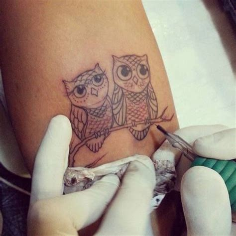 girly owl tattoo 25 best ideas about small owl tattoos on