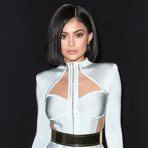 bob haircuts kylie jenner celeb inspired haircuts to try this summer