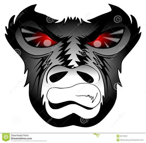 T Shirt Uma Samurai Y gorila irritado foto de stock imagem 26176610
