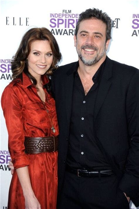 who is jeffrey dean married to are hilarie burton and jeffrey dean engaged