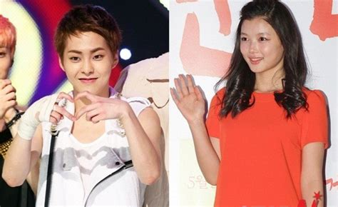 download film xiumin exo kpop exo s xiumin and kim yoo jung to film mv together